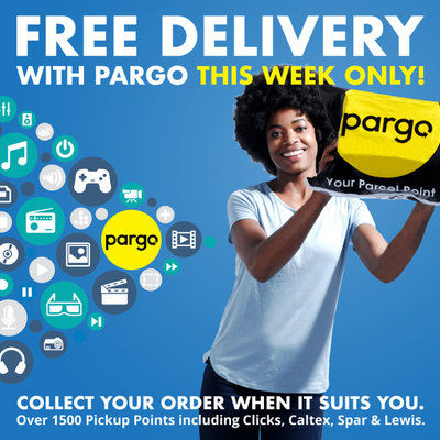Free Pargo Delivery! - From 21 to 27 May 2018