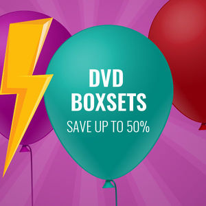 Save Up To 50% On DVD Boxsets