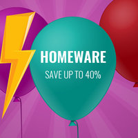 Save Up To 30% On Homeware