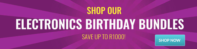 Electronics Birthday Bundles