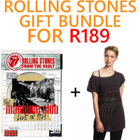 Rolling Stones Gift Bundle For R189