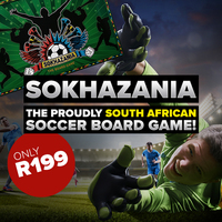 Sokhazania Board Game Now In Stock - Only R199