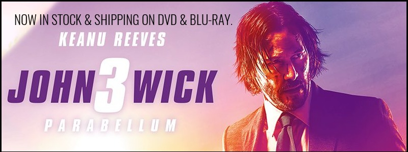Now In Stock on Blu-ray, DVD