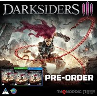 Darksiders III (PC/PS4/Xbox One) Standard, Collector's & Apocalypse Editions on Pre-Order. Due 27 November 2018.