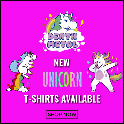 New Unicorn T-Shirts Available to Order
