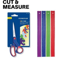Cut & Measure