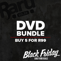 Buy 2 DVD's & Get 15% Off