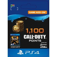 Call of Duty Points (CP) for PS4