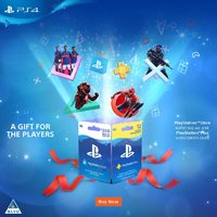 PSN Plus 3 and 12 Month Memberships