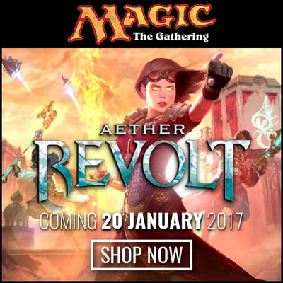 Magic: The Gathering Aether Revolt