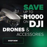Save Up To R1,000+ On DJI Drones & Accessories