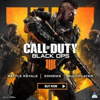 Call of Duty®: Black Ops 4 (PC/PS4/Xbox One) Now Shipping