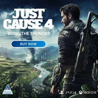 Just Cause 4 (PS4/Xbox One) Standard & Gold Edition Now Shipping
