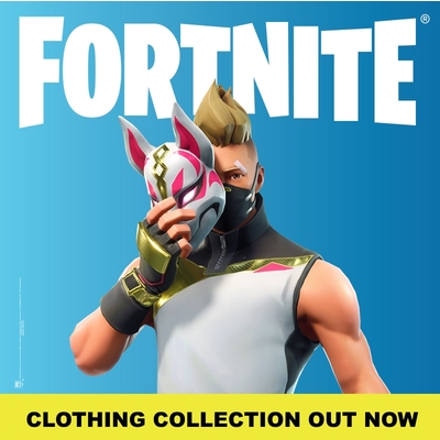 Official Fortnite Merchandise Now Available to Order