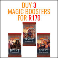 Buy 3 Magic Boosters for R179