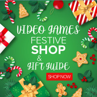 Gaming Gift Ideas for Christmas 2018