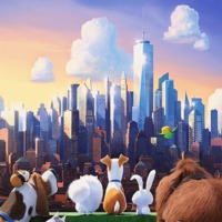 The Secret Life of Pets Out Today On DVD/Blu-ray/3D Blu-ray