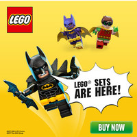 LEGO® Sets Now Available