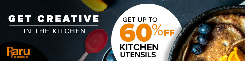 Up To 60% Off Kitchenware