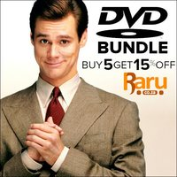 Buy 5 DVD's & Get 15% Off