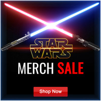 Up to 40% Off Star Wars Merch