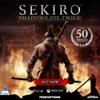 Sekiro: Shadows Die Twice (PC/PS4/Xbox One) Out Now