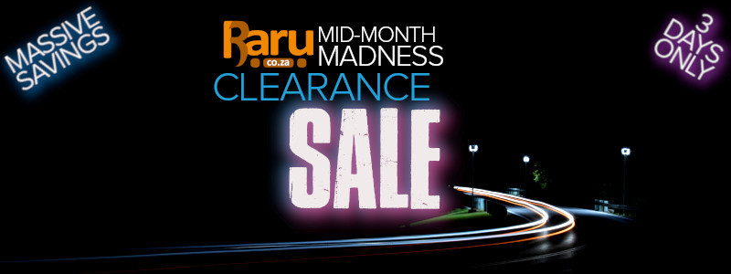 Mid-Month Madness Clearance Sale