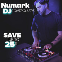 Numark DJ Controllers On Sale - Save up to 25%