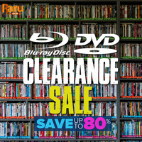 Movies & TV Warehouse Clearance. Save Up to 80% on In Stock DVD's & Blu-ray