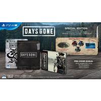 Days Gone (PS4) Standard & Special Edition on Pre-Order plus Bonus DLC. Due 26 April 2019.