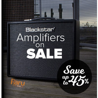 Blackstar Guitar Amplifiers on Sale - Up to 45% Off!