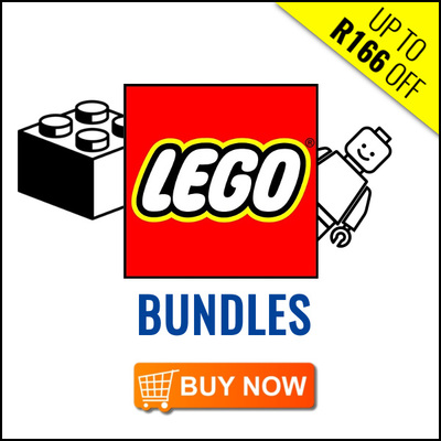 LEGO® Bundles - Save Up To R166