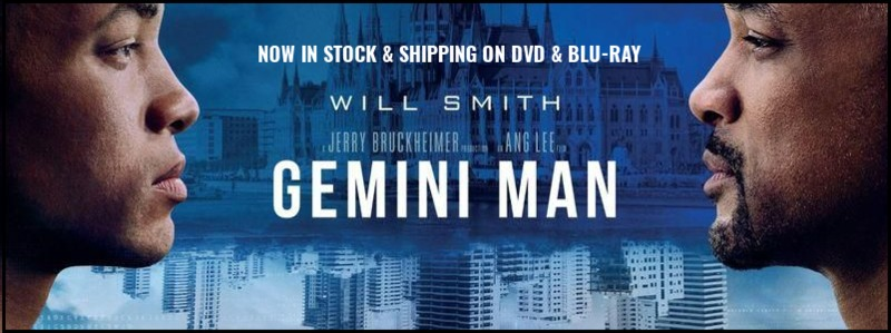 Now In Stock & Shipping on Blu-ray, DVD