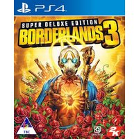 Borderland 3 (PS4/Xbox One) Standard & Super Deluxe Edition on Pre-Order. Due 13 September 2019.