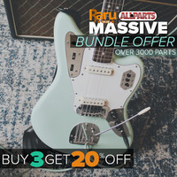 Allparts Massive Bundle Offer - Buy any 3 Selected Parts & Accessories & Get 20% Off