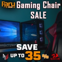 Gaming Chairs now ON SALE