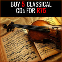 Buy 5 Classical CD's for R75