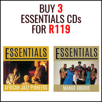 Buy 3 Essentials CD's for R119