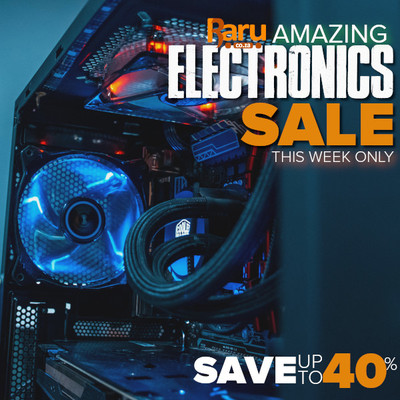 Amazing Electronics Sale