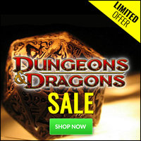 Dungeons & Dragons Sale