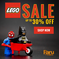 Up to 30% Off In Stock LEGO®