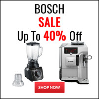 BOSCH Sale - Save Up To 40%
