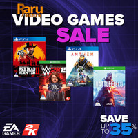 Winter Game Sale Now On Until 9 July 2019