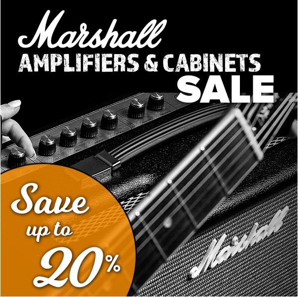 Vox Guitar Amplifiers on Sale - Save Up To 50%