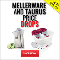 Mellerware & Taurus Price Drops