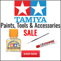 Tamiya Paints, Tools & Accessories Sale