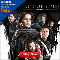 Rogue One: A Star Wars Story (Blu-ray & 3D Blu-ray) In Stock and Now Shipping