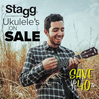 Stagg Ukulele's on Sale - Save Up to 40%