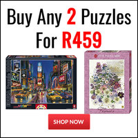 Buy Any 2 Puzzles for R459