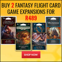 Buy 2 Fantasy Flight Card Game Expansions for R489